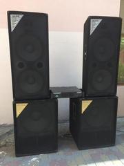 Продам комплект акустики Mag