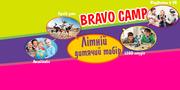Детский лагерь Бровары BRAVO   летний лагерь для детей в броварах BRAV