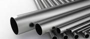 Алюминиевые трубы (круглые,  прямоугольные)